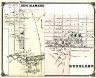New Market, Dunellen, Middlesex County 1876