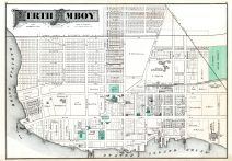 Perth Amboy 2, Middlesex County 1876