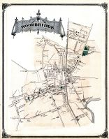 Woodbridge, Middlesex County 1876