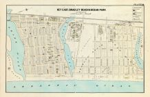 Key East, Bradley Beach and Ocean Park, Monmouth County 1889