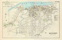Keyport, Monmouth County 1889