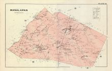 Manalapan, Monmouth County 1889