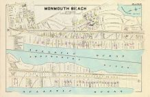 Monmouth Beach, Monmouth County 1889
