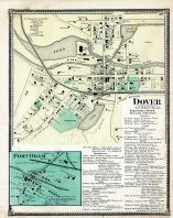 Dover, Port Oram, Morris County 1868