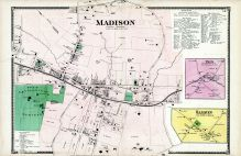 Madison, Troy, Hanover, Morris County 1868