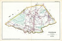 Chatham Township, Morris County 1887