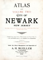 Title Page, Newark 1912 Vol 2