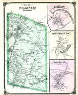 Franklin Township, Berkley, Franklinville P.O.,  Newfield P.O., Salem and Gloucester Counties 1876