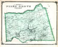 Piles Grove Township, Salem and Gloucester Counties 1876