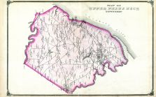 Upper Penns Neck Township, Salem and Gloucester Counties 1876