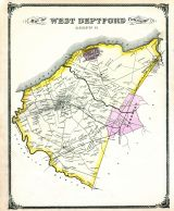 West Deptford, Salem and Gloucester Counties 1876