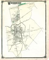 Woodbury, Salem and Gloucester Counties 1876