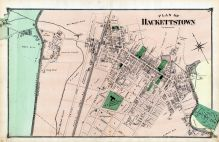 Hackettstown, Warren County 1874