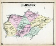 Harmony, Warren County 1874