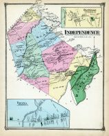 Independence, Danville, Vienna, Warren County 1874