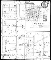 Index Map and Plate 001, Gallup 1893