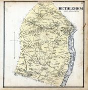 Bethlehem, Albany and Schenectady Counties 1866