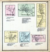 Cooksburgh, Rensselaerville 002, Preston Hollow, Chesterville, South Westerlo, Medusa, Albany and Schenectady Counties 1866