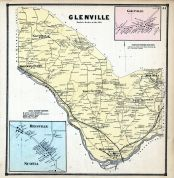 Glenville, Reesville, Scotia, Albany and Schenectady Counties 1866
