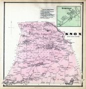 Knox, Knoxville, Albany and Schenectady Counties 1866