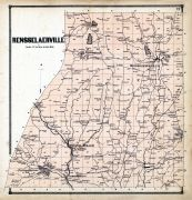 Rensselaerville 001, Albany and Schenectady Counties 1866
