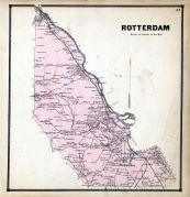 Rotterdam, Albany and Schenectady Counties 1866