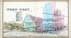 West Troy, Albany and Schenectady Counties 1866