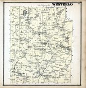 Westerlo, Albany and Schenectady Counties 1866