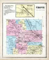 Grove, Swains, Allegany County 1869
