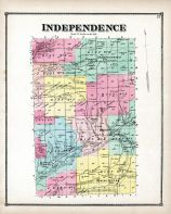 Independence, Allegany County 1869