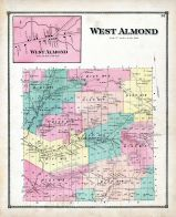 West Almond, Allegany County 1869