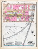Plate 002 - Section 10, Bronx 1928 South of 172nd Street