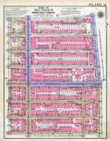 Plate 009 - Section 9, Bronx 1928 South of 172nd Street