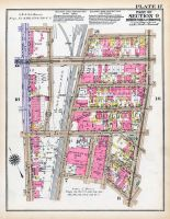 Plate 017 - Section 9, Bronx 1928 South of 172nd Street