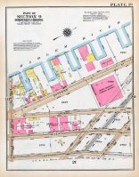 Plate 019 - Section 9, Bronx 1928 South of 172nd Street