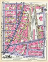 Plate 024 - Section 9, Bronx 1928 South of 172nd Street