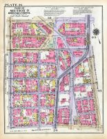 Plate 026 - Section 9, Bronx 1928 South of 172nd Street