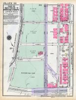 Plate 028 - Section 9, Bronx 1928 South of 172nd Street