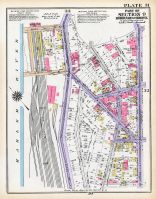Plate 031 - Section 9, Bronx 1928 South of 172nd Street