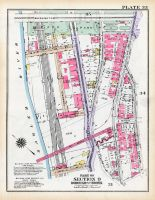 Plate 033 - Section 9, Bronx 1928 South of 172nd Street