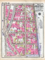 Plate 038 - Section 9, Bronx 1928 South of 172nd Street