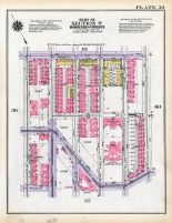 Plate 039 - Section 9, Bronx 1928 South of 172nd Street