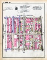 Plate 040 - Section 9, Bronx 1928 South of 172nd Street