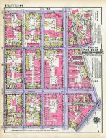 Plate 044 - Section 10, Bronx 1928 South of 172nd Street