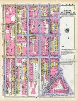 Plate 045 - Section 10, Bronx 1928 South of 172nd Street