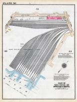 Plate 050 - Section 10, Bronx 1928 South of 172nd Street