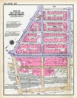 Plate 052 - Section 10, Bronx 1928 South of 172nd Street