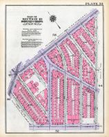 Plate 053 - Section 10, Bronx 1928 South of 172nd Street