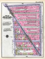 Plate 055 - Section 10, Bronx 1928 South of 172nd Street