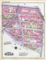 Plate 056 - Section 10, Bronx 1928 South of 172nd Street